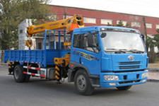 环菱牌CCQ5160JSQ型随车起重运输车