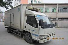 凯丰牌SKF5042XLCJ型冷藏车