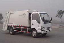 NEWWAY牌CXL5070ZYS型压缩式垃圾车图片
