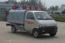 CLW5020MLJ3型程力威牌密封式垃圾车图片