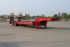 神狐12米10吨2轴低平板半挂车(HLQ9192TDP)