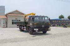 江特牌JDF5121JSQG型随车起重运输车