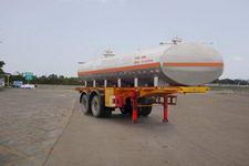 凤凰7.6米12吨2轴化工液体运输半挂车(FXC9231GHY)