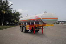 凤凰10米15吨2轴化工液体运输半挂车(FXC9270GHY)