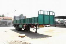 斯达-斯太尔9.7米20.1吨2轴半挂车(ZZ9256XLY291)