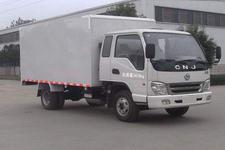 南骏牌CNJ5030XXYEP33B型厢式运输车