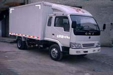 南骏牌CNJ5030XXYEP31B型厢式运输车