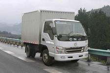 南骏牌CNJ5030XXYED33B型厢式运输车