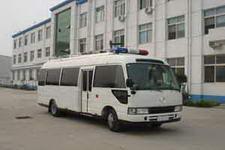 实力牌JCC5060XTX1型通信车