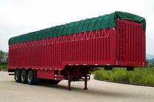 南明牌LSY9404XXYP型篷式运输半挂车图片