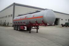 安通牌ATQ9401GHY型化工液体运输半挂车
