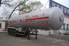 建成牌JC94010GYQ型液化气体半挂运输车图片