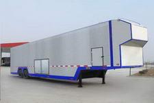 圣龙14.3米7吨2轴车辆运输半挂车(ZXG9170TCL)