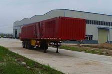 神狐13米23吨3轴厢式运输半挂车(HLQ9300XXY)