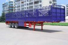 神狐13米30吨3轴仓栅式运输半挂车(HLQ9380CXY)