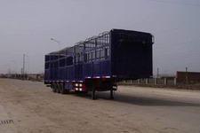 福田牌BJ9403NCT7C型仓栅式运输半挂车图片