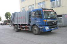 楚胜牌CSC5133ZYSB型压缩式垃圾车