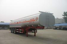 楚胜牌CSC9401GHY型化工液体运输半挂车