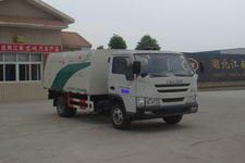 江特牌JDF5040ZLJY型密封式垃圾车