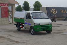 江特牌JDF5021ZLJS型密封式垃圾车