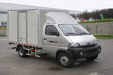 凌河牌LH5040XD型厢式运输车图片