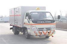 福田牌BJ5046V9BD5-S3型危险品运输车图片