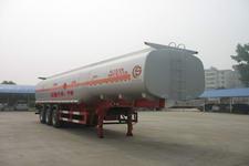 楚胜牌CSC9405GHY型化工液体运输半挂车