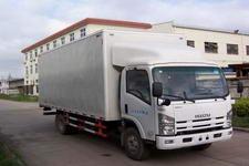 通翼牌HTL5090XXY型厢式运输车
