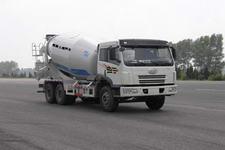 冰花牌YSL5252GJBP2K2T1E型混凝土搅拌运输车图片