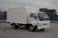 南骏牌CNJ5040XXYED28B3型厢式运输车