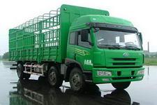 华凯牌CA5250CLXYP1K2L1T3E3B型仓栅式运输车