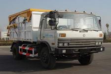 远威牌SXQ5161ZLJ型自卸式垃圾车