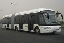 蜀都牌CDK6180CAR型铰接客车图片