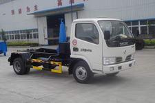 炎帝牌SZD5060ZXXE型车厢可卸式垃圾车