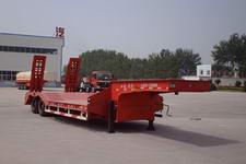 陆锋11米28吨2轴低平板半挂车(LST9350TDP)