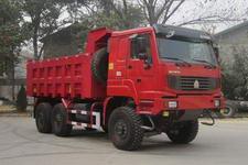 豪泺牌ZZ3257N3657C1D型越野自卸汽车图片