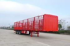 AKL9400CCQ型开乐牌畜禽运输半挂车图片