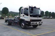 广和牌GR5161ZXY型车厢可卸式压缩垃圾车图片
