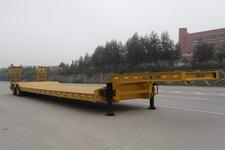 厦工16米28吨4轴低平板半挂车(YW9402TDP)