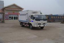 江特牌JDF5040XLY型医疗废物转运车