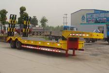 神狐10.9米27吨2轴低平板半挂车(HLQ9355TDP)