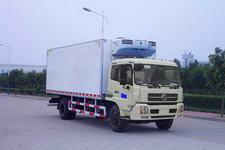 江特牌JDF5121XLCDFL型冷藏车