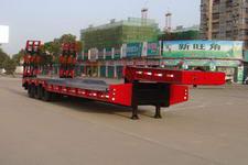 神狐12.5米30吨3轴低平板半挂车(HLQ9402TDP)