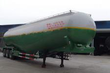 陆锋13米28.2吨3轴粉粒物料运输半挂车(LST9401GFL)