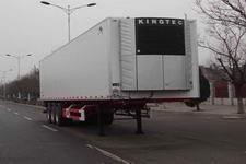 红宇14.6米28.8吨3轴冷藏半挂车(HYJ9400XLC)