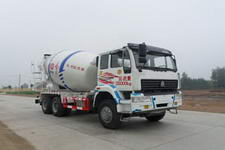 楚胜牌CSC5251GJBZ型混凝土搅拌运输车