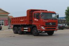 江特牌JDF3250DFL型自卸汽车