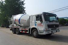 楚胜牌CSC5257GJBZ12型混凝土搅拌运输车
