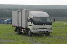 凌河牌LH5080XXYD型厢式运输车图片