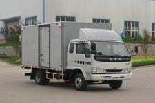 凌河牌LH5080XXYP型厢式运输车图片
